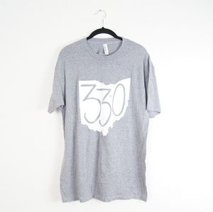 American Apparel | 330 Ohio Shirt